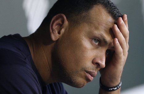 The Stream Is Over: A-Rod Admits to Manipulating Drug Tests | enjoy yourself | Scoop.it