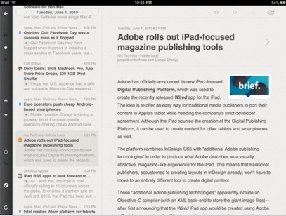 Reeder For The iPad And Mac Is Now Free | iPads and 1:1 | Scoop.it