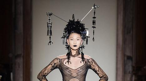 Retour sur le défilé Haute Couture de Julien Fournié | FashionLab | Scoop.it