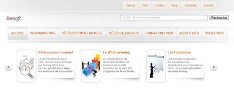 Outils web marketing   Time to Learn   Scoop.it