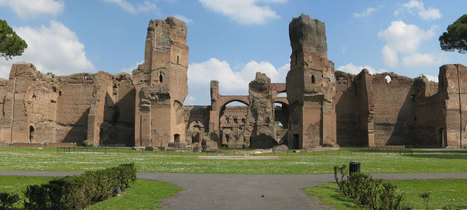 Restoration of Roman tunnels gives a slave's eye view of Caracalla baths : Past Horizons Archaeology   Time Travels   Scoop.it