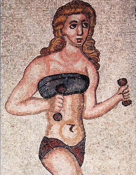 Femmes sportives, corps désirables, par Catherine Louveau (Le Monde diplomatique) | Autres Vérités | Scoop.it
