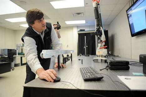 3-D printer creates models that save time, money - Air Force Link | Peer2Politics | Scoop.it