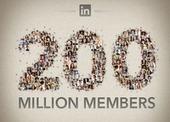 LinkedIn passe le cap des 200 millions d'utilisateurs dans le monde | Ardesi - Web 2.0 | Scoop.it
