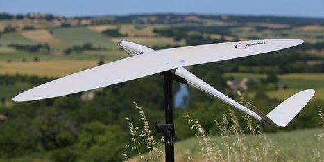 Drones : Delair-Tech lève 13 millions d'euros pour accélérer son développement international | La lettre de Toulouse | Scoop.it