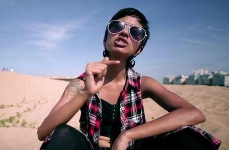 En Inde, une jeune artiste fait trembler Unilever   La Longue-vue   Scoop.it