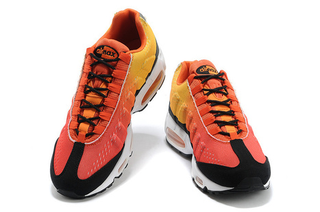 Nike Air Max 95 EM Mens Sunset Cheap for Sale |