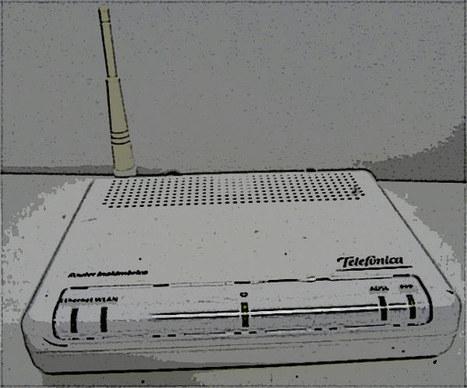 Cómo evitar que un vecino se conecte a tu WiFi | Tecnologias para el Aprendizaje y el Conocimiento (TAC) | Scoop.it