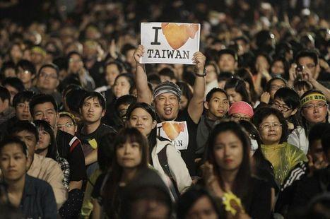 La nation taïwanaise se construit sans la Chine -Stéphane Corcuff (CEFC Taipei) - Libération | ifre | Scoop.it