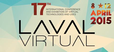 Laval Virtual 2015 présente les pépites du virtuel - Ubleam | Ubleam | Scoop.it