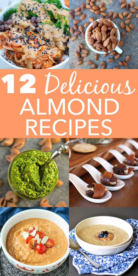 12 Ways To Cook With Almonds | Care2 Healthy Living | Plant Based Transitions | Scoop.it