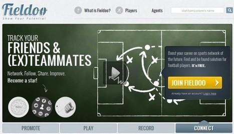 Fieldoo, nueva red social para profesionales del fútbol.- | Antonio Galvez | Scoop.it
