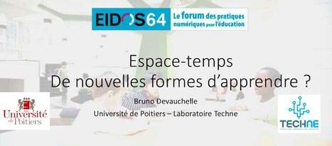 Quel espace-temps pour le numérique en éducation ? | Ludovia Magazine | TICE-en-classe | Scoop.it