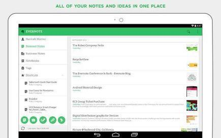 Download evernote apk | Android APK Download | Scoop.it