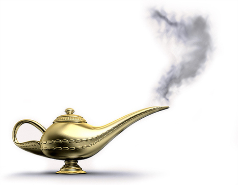 Rubbing the Genie   Influence vs manipulation   Scoop.it