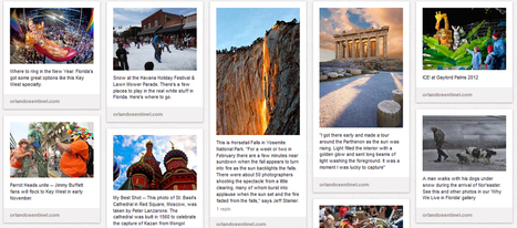 5 ways journalists are using Pinterest | Social Media and Journalists | Scoop.it