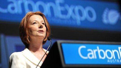 Prime Minister Julia Gillard faces a backbench carbon tax revolt | the Gonzo Trap | Scoop.it