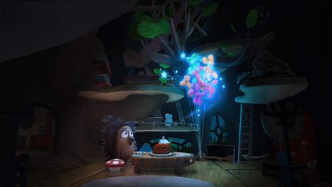 Oculus' Virtual Reality Film Henry Just Won an Emmy | Virtual Patients, VR, Online Sims and Serious Games for Education and Care | Scoop.it
