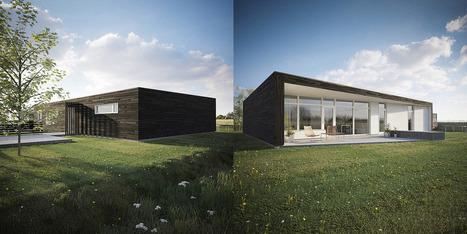 La maison solaire passive de A à Z | All Dressed | Scoop.it
