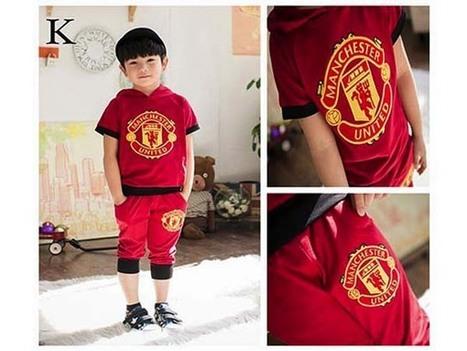 Baju anak laki bola GW Soccer K Manchester United - baju anak branded murah 55c47e6a2c