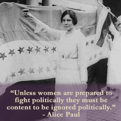 Do not be ignored. | Coffee Party Feminists | Scoop.it