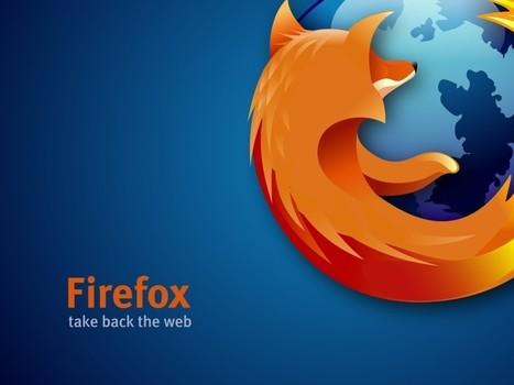 Extensiones de Firefox para navegar de manera más productiva | Herramientas de marketing | Scoop.it