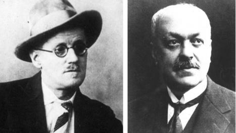 James Joyce and Italo Svevo: the story of a friendship | E-learning | Scoop.it