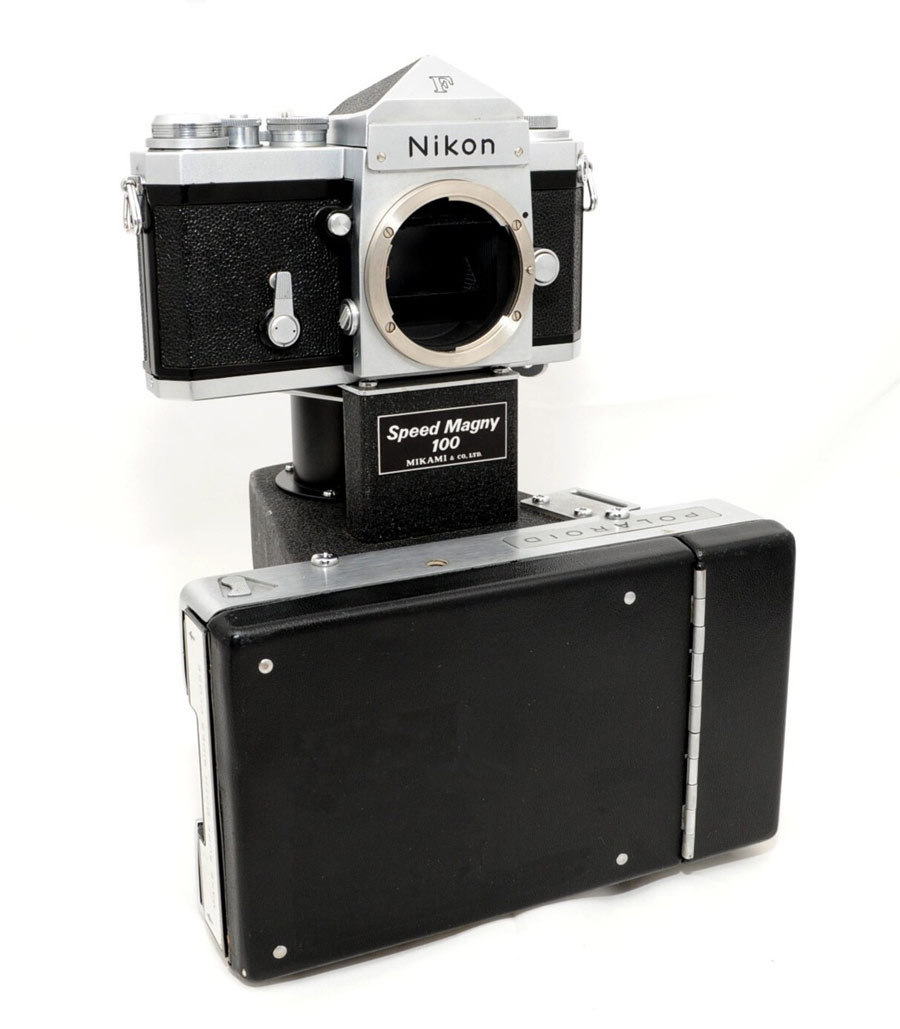 Speed Magny The Instant Nikon F Camera Canon Eos 7d Mark Ii Kit 18 135mm Nano Usm With Wifi Adapter W E1
