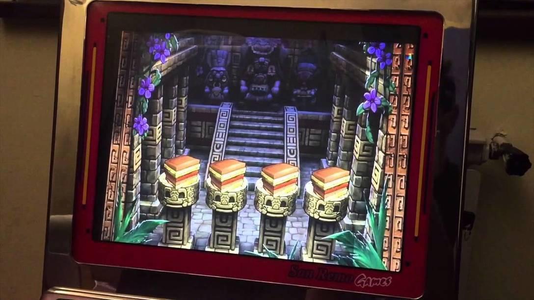 raspberry pi slot machine