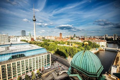 Urban Agriculture Grows in Berlin | Environmental Innovation | Scoop.it