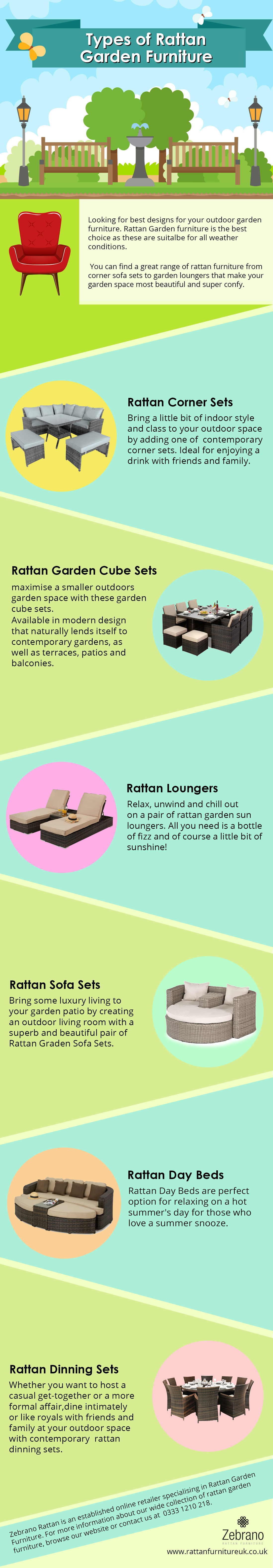 Types of Rattan Garden Furniture  Zebrano Ratt