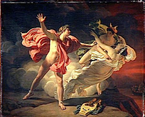 J'ai perdu mon Eurydice... - www.la-bas.org   Merveilles - Marvels   Scoop.it