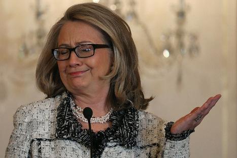 Poll: Hillary Clinton Is Voters' Favorite   Gavin- Gov & Law   Scoop.it