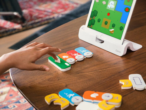 Osmo Turns Blocks Into Code to Teach Kids Programming   Ed Tech   Scoop.it