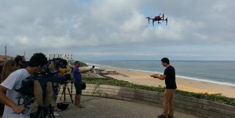 Helper Drone crée un kit de secours avec le Suisse Schiller | Drone | Scoop.it
