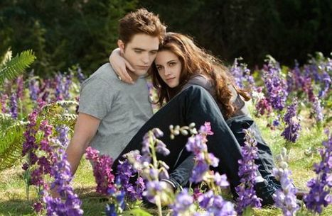 Robert Pattinson Details the Making of 'Breaking Dawn 2' Vampire Sex Scene (VIDEO) | For Lovers of Paranormal Romance | Scoop.it