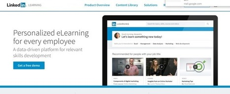 LinkedIn doubles down on education with LinkedIn Learning, owing a lot to its purchase of Lynda  . . . | Social Media Bites! | Scoop.it