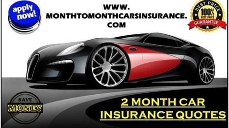 Multi Car Insurance Quotes >> Get 2 Month Car Insurance Quotes For Multi Cars