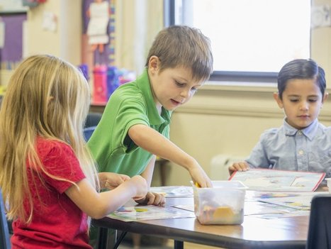 How Can High-Poverty Schools Engage Families and the Community? | New learning | Scoop.it