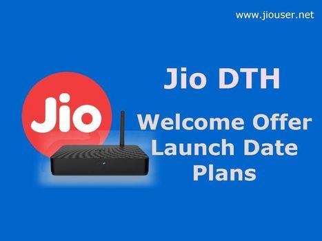 Jio DTH Set Top Box, Launch Date & Plans |