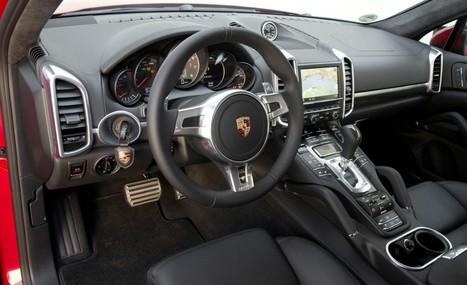 2014 Porsche Cayenne Gts Interior In Topautomag Scoop It
