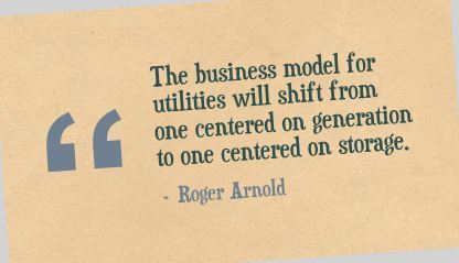 Rooftops, Energy Storage, and IOU Business Model   Sustainable Energy   Scoop.it