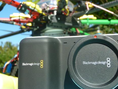 Blackmagic ya está en Aeroimágenes | AEROIMAGENES | Scoop.it