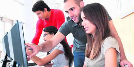 La revolución electrónica ya llegó a las aulas - eltiempo.com   e-learning y aprendizaje para toda la vida   Scoop.it