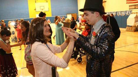IN: Special Education Learning Facility hosts annual prom | Annette Arnold | Porter County News | NWITimes.com | Digital Media Literacy + Cyber Arts + Performance Centers Connected to Fiber Networks | Scoop.it