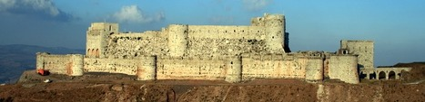 Krak (des Chevaliers) - Etymo...logique! | DictioNet | Scoop.it