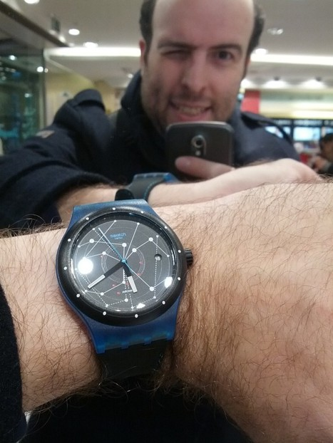 Swatch Sistem51 review, automatic, mechanical Swiss Watch for the mass market – ARMdevices.net   Heron   Scoop.it