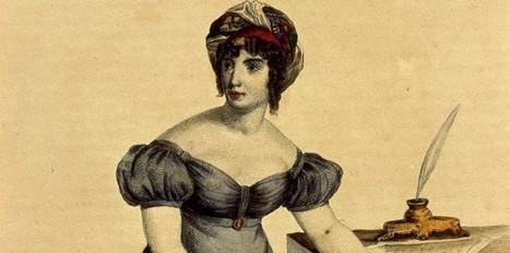 Le mot « autrice » a bel et bien existé, au même titre que bien d'autres mots féminins de métiers d'ailleurs...   Mots & Langage   Scoop.it