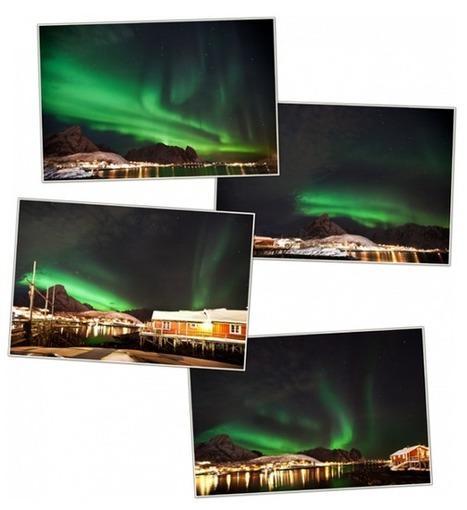 Les Lofoten en hiver : Reine, fjords et aurores boréales | Madame ... | Voyages en terres polaires | Scoop.it