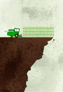 The limits of farming | MishMash | Scoop.it